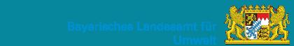 Bayerisches Landesamt für Umwelt logo