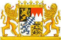 Freistaat Bayern, LRA Traunstein logo