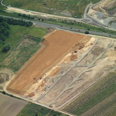 BAUER Umwelt GmbH - Wasserhaushaltsschicht Deponie Bad Dürkheim