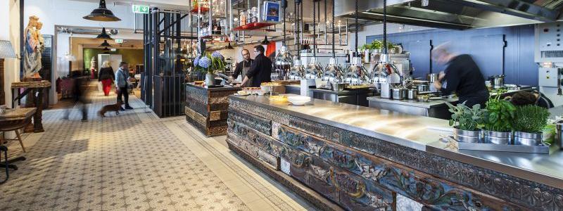 Restaurant Die Küche im Kraftwerk