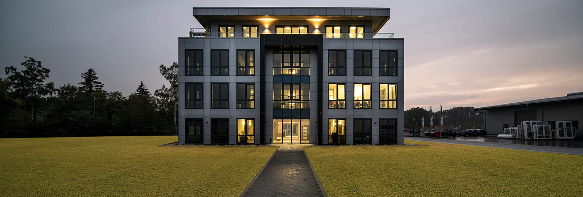 HeKa Verwaltungsgebäude