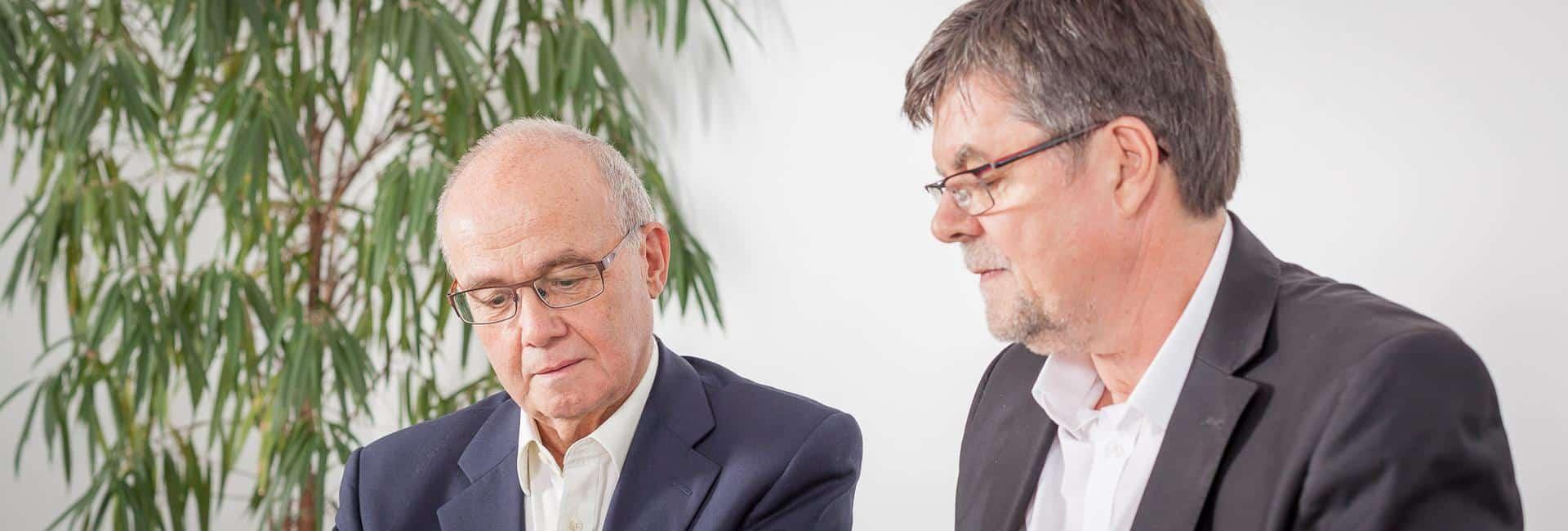 Dipl.-Ing. Rainer Liskamm & Dipl.-Ing. Manfred Kober