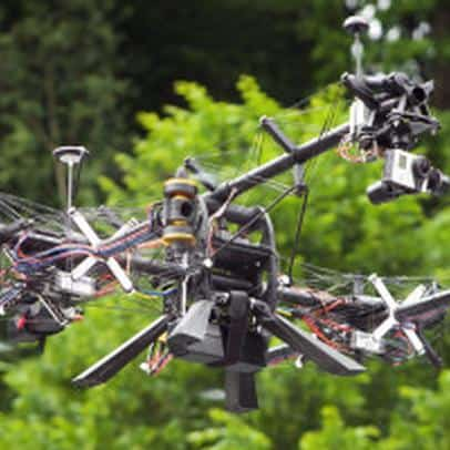 OIC: System #42 und unser Flugservices = Ihr perfektes Bild oder Messergebnis