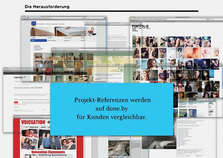Keine Angst vor Transparenz - Mit Projekt-Referenzen überzeugen Bild