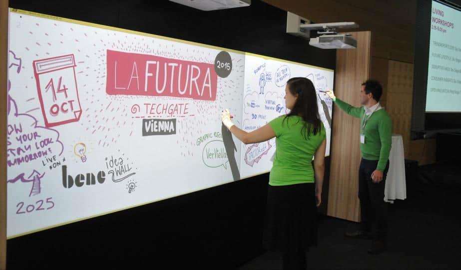 ReCap: Austrian Innovation Forum & LaFutura Bild