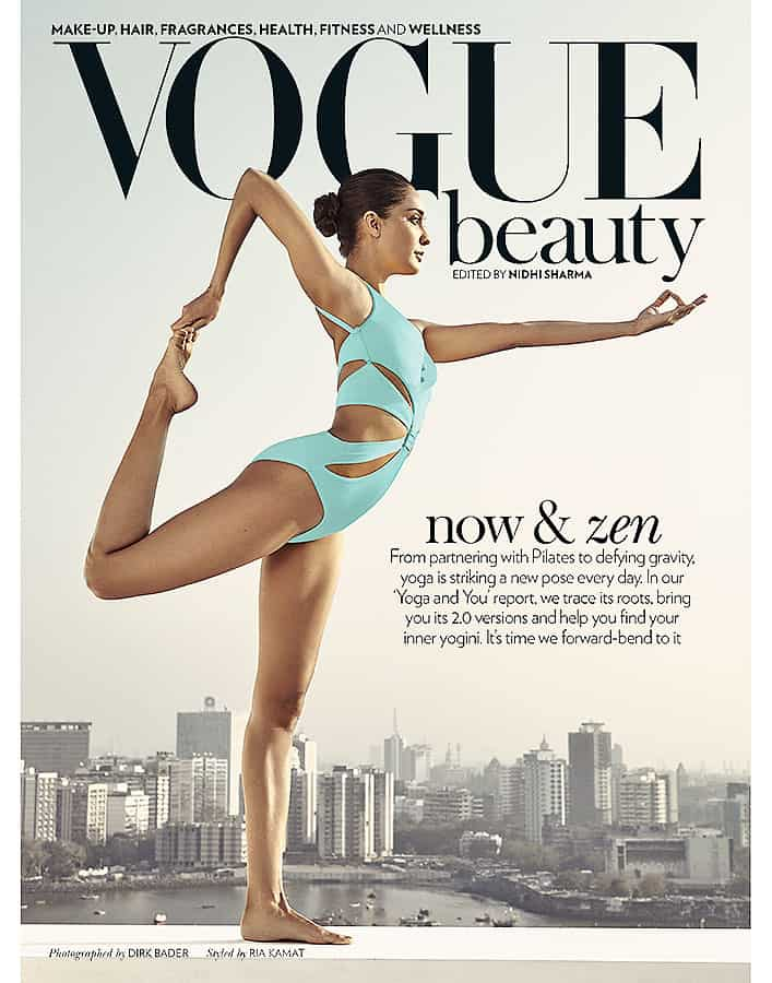 VOGUE India beauty Bild 2