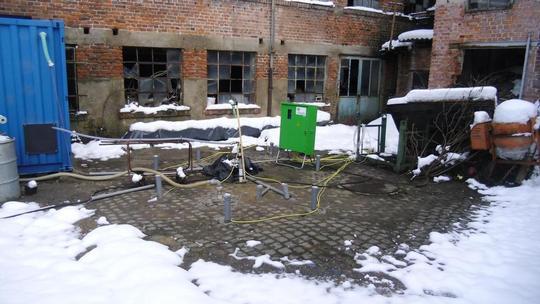 Altlastenfreistellung nach thermischer in-situ Sanierung Vorschau-Bild