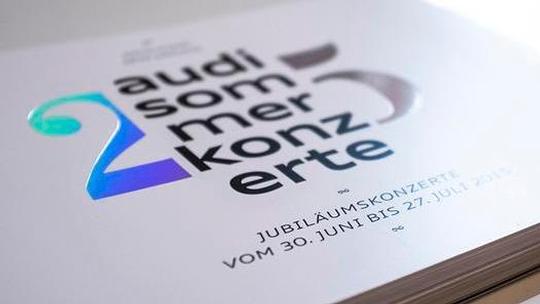Audi Sommerkonzerte 2015 Werbemedien Vorschau-Bild
