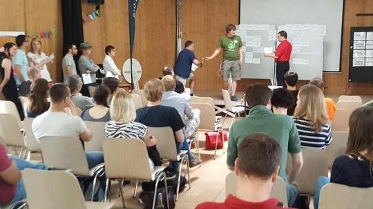 barcamp Berlin 2016 - Organisation & Moderation Vorschau-Bild