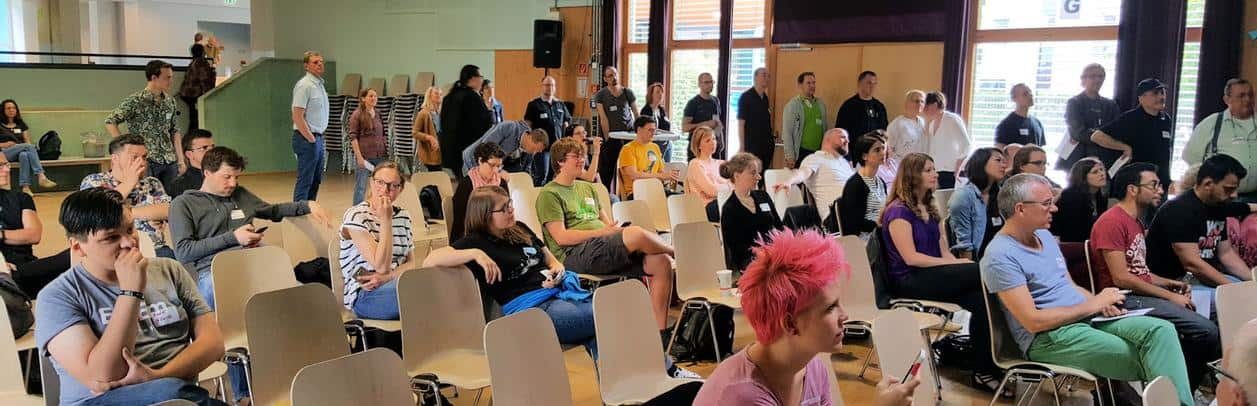 Barcamp Berlin