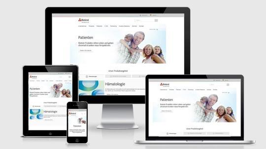 Biotest launcht responsive Website mit CONTENS Vorschau-Bild