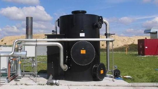 Referenz/Jarocin (Polen): Biogas-Entschwefelung einer Abfallbehandlungsanlage Vorschau-Bild