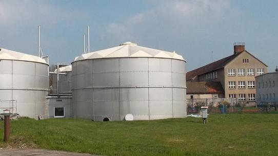 Fachgutachterliche Begleitung der Betriebserweiterung der Bayerischen Milchindustrie eG am Standort Jessen Vorschau-Bild