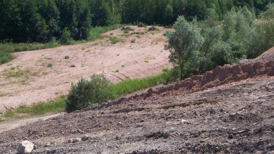 Fremdüberwachung Verfüllung ehemaliger Sandtagebau Böhmanger  Vorschau-Bild