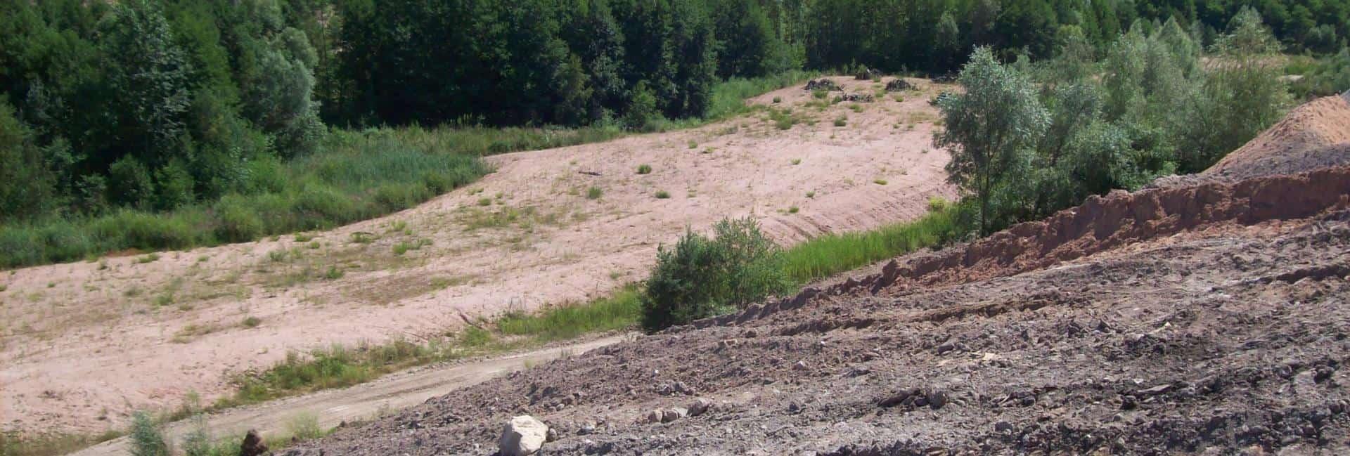 Fremdüberwachung Verfüllung ehemaliger Sandtagebau Böhmanger