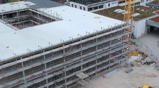 Jena, Geothermie - Energiepfähle für Jenaer Antriebstechnik (JAT) Vorschau-Bild