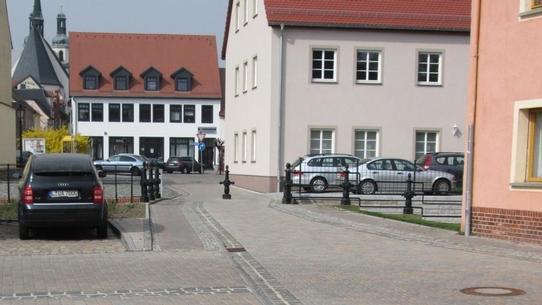 Kanal- / Straßenbauprojekt Frankeplatz in Pegau Vorschau-Bild