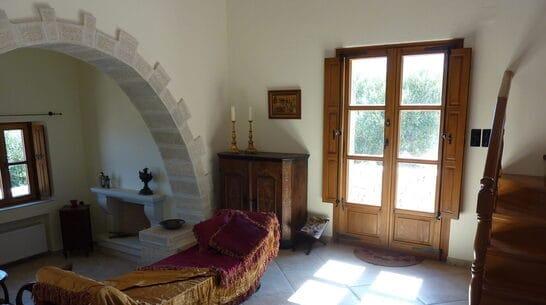 Landhaus im mediterranen Stil Vorschau-Bild