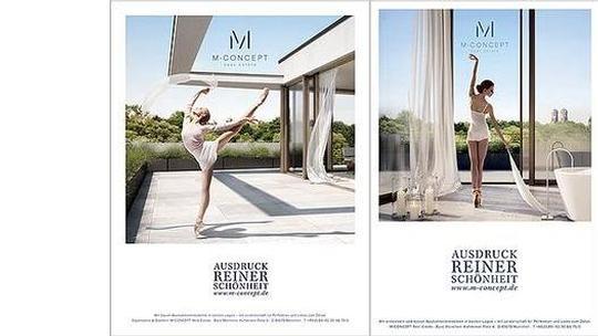 M-Concept Real Estate Print Werbung Vorschau-Bild