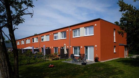 Neubau einer Reihenhaussiedlung in Frankfurt (Oder) preview image