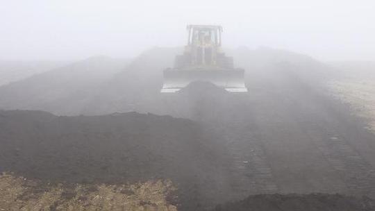 Oberflächenabdichtung von Teilfläche der Deponie Tuningen Vorschau-Bild