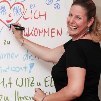 Claudia Kimich: Präsentationsworkshop und Social Media
