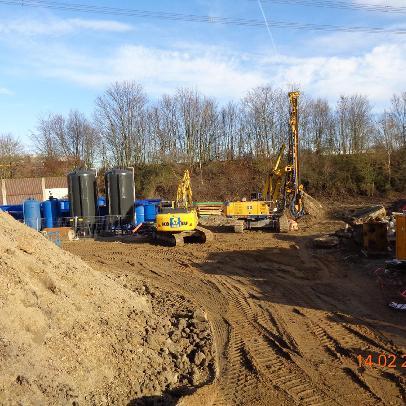 BAUER Resources GmbH Grundwasserreinigungsaanlage