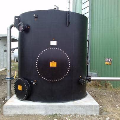 UGN®-BEKOM H 7.0 zum Abbau von Schwefelwasserstoff aus dem Biogas