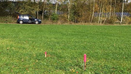 Rückbau einer Grundwassermessstelle im Landkreis Tirschenreuth Vorschau-Bild