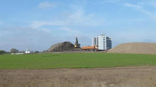 Sanierung des ehemaligen Metrogeländes in Ludwigshafen  Vorschau-Bild