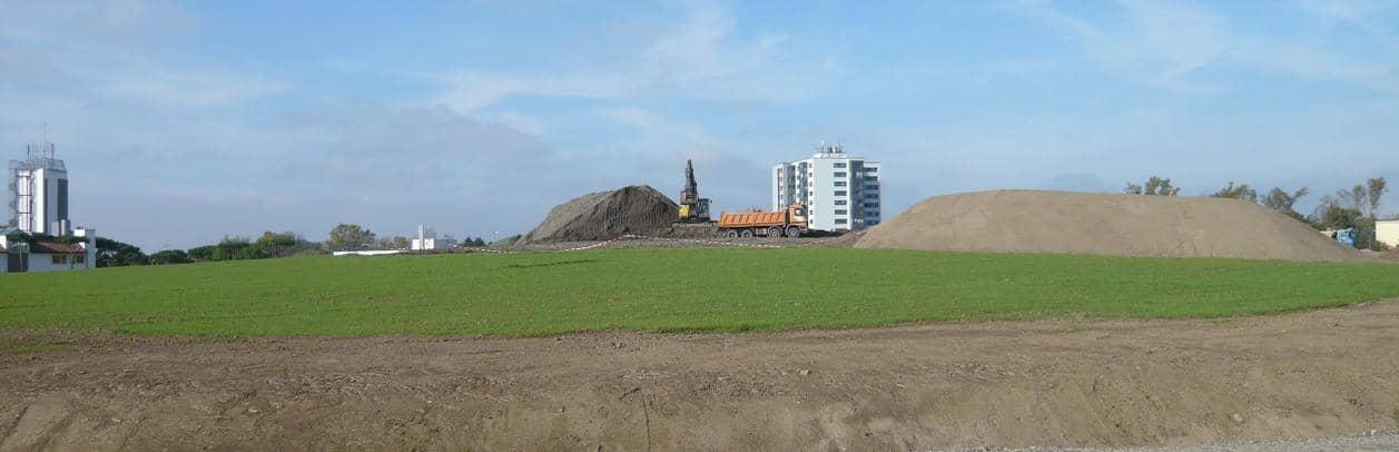 Sanierung von ehemaligem Industriegelände: Metro in Ludwigshafen - nach Sanierung