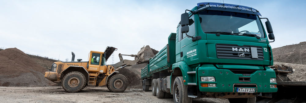 Ihr Partner für Transport und Logistik - Beuerlein GmbH & Co. KG