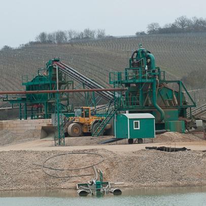 Ihr Partner für Mineralische Baustoffe - Beuerlein GmbH & Co. KG