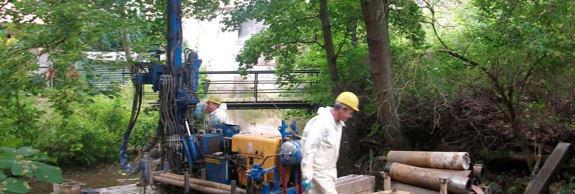 Grundwassermessstelle Sattlerstraße