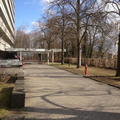Gebäude Kinderklinik Fürth