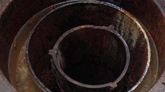Sicherung eines 181 m tiefen Trinkwasserbrunnes, Zweckverband zur Wasserversorgung der Steinwaldgruppe Vorschau-Bild