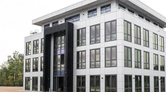 Verwaltungsgebäude Fa. HeKa Vorschau-Bild