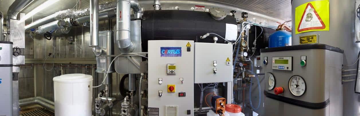 Bauer Resources GmbH - Sanierung mittels Damp-Luft Injektion