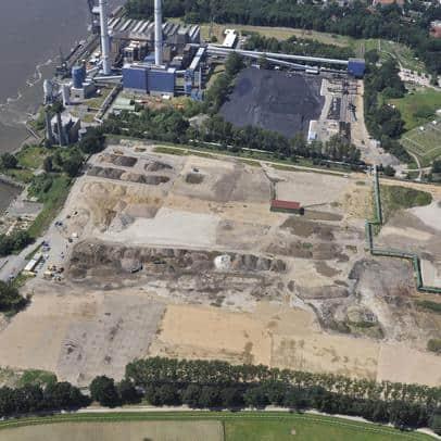 BMU Revitalisierung ehem. Mineralölwerk